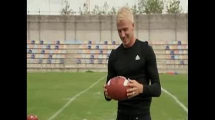 Адидас - Futbol срещу Футбол