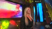 Brooke Hogan се пребива като куче хаха Tna impact wrestling 2012.8.16