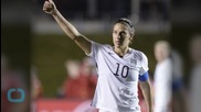 USA Vs. Germany: Women's World Cup Semifinal