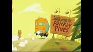 Реклама на Cartoon Network - Пейте състезатели трала :)