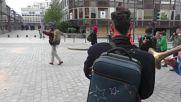 France: Anti-labour reform protest turns violent in Rennes