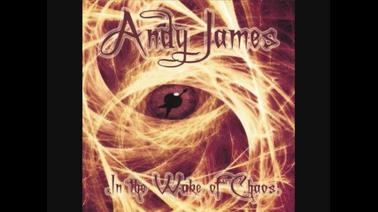 Andy James - Against the Gods
