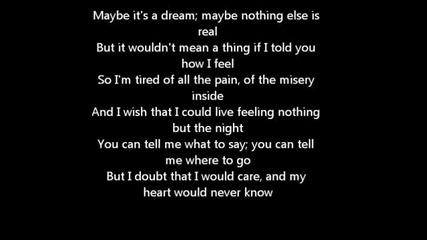 Christina Vee - Bad Apple (english Lyrics)