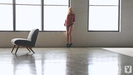 Playboy's Main Squeeze Anna Sophia Berglund