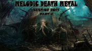 Melodic Death Metal - Best of 2017 - Parte 2