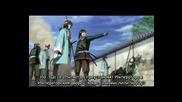 Hakuouki Shinsengumi Kitan Епизод 4 bg sub