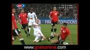 Египед 0 –2 Сащ - Купа на конфедерациите - гол на Майкъл Брадли 21.06.09