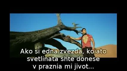 Страхотна балада Nikos Vertis - An Eisai Asteri -бг.превод
