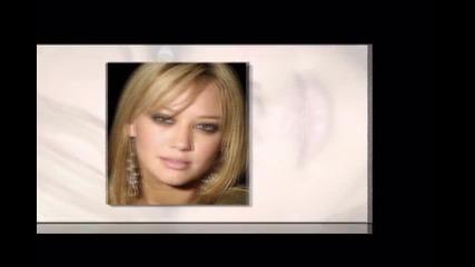 Hilary Duff za konkursa na ven4ety and demsity