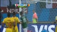 Мексико 1:0 Камерун 13.06.2014