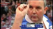 Phil Taylor vs Simon Whitlock - 2010 Pdc World Darts final (hq)