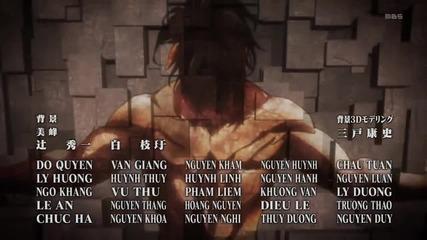 Shingeki no Kyojin ending 2