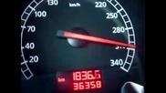 Lamborghini Gallardo Nera 0 - 340 Kmh Route Ouverte