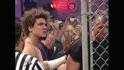 Triple H vs. Mr. McMahon & Carlito – 2-on-1 Handicap Steel Cage Match: Raw, Sept. 24, 2007 (Full Match)