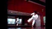 Basic Taekwon Do Kicks 2