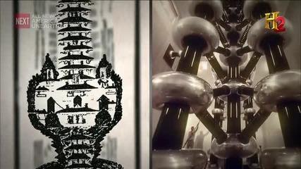 History Channel Hd Извънземни в древността. Извънземни електроцентрали