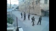Танцуващи израелски войници