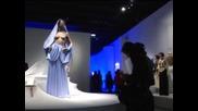 Изложба за модния свят на Жан-Пол Готие бе открита в Париж