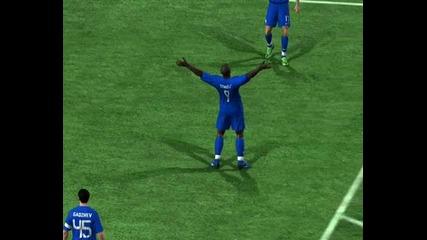 Голове на Левски във Fifa 11