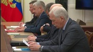 Russia: Putin chairs Security Council on military withdrawal from Syria