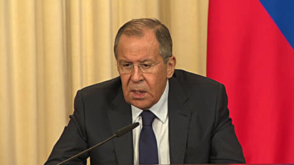 Russia: Lavrov slams Georgian president for calling Russia 'enemy' and 'occupier