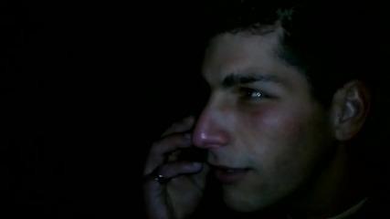 Niki tovaracha na ork djodji bend govori s maikasi :d