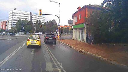 Червен светофар