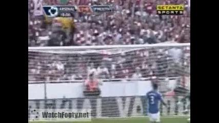 22.08 Арсенал - Портсмут 4:1 Абу Диаби гол