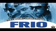 Превод ! * New * 2011 * Ricky Martin ft Wisin y Yandel - Frio