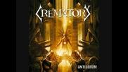 Crematory Kommt Naher / New Album Antiserum 2014