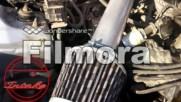 Хонда сивик 1.4 is air intake