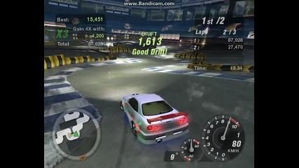 Nfsu2 Online Race Win 2 !