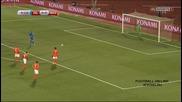 Исландия 2:0 Холандия ( квалификация за Европейско първенство 2016 ) ( 13/10/2014 )
