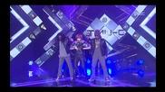 D - Unit - Luv Me @ Music Core 17.11. 2012 H D