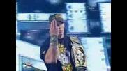 John Cena Излиза На Ринга На Wrestelemania