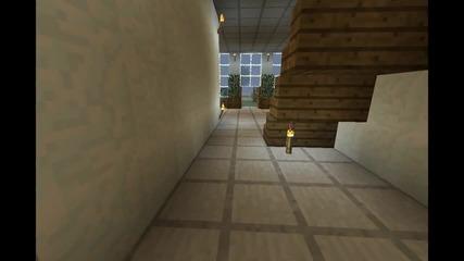 Minecraft-модернизирана къща
