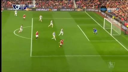 ВИДЕО: Манчестър Юнайтед - УБА 2:0