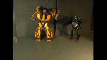 Transformers Bumblebee Vs Super Hmx10