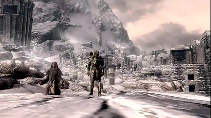 Skyrim Music Video - The Dragonborn Comes
