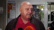 Венци Стефанов вярва в оцеляването на Славия