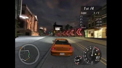 Need For Speed - Dancho