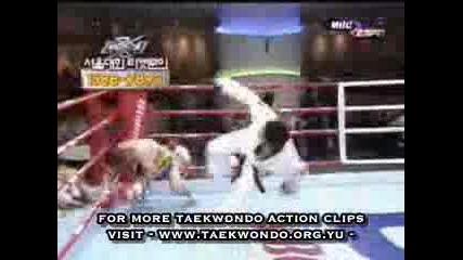 Taekwon - Do Vs. Kickbox