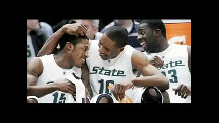 2010 Final Four - Michigan State Basketball