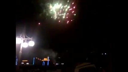 11.дек.2013г. Кюстендил - Запалването на Коледните светлини