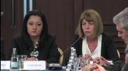 Фандъкова: Никой не е застрахован от бедствия и аварии