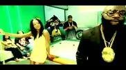 Ace Hood feat. T - Pain & Rick Ross - Cash Flow(ВИСОКОКАЧЕСТВЕНО ВИДЕО)