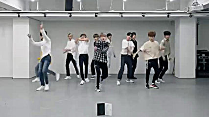 Mirrored X1 Flash Dance Practice ver.