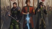 The Wheel of Time - Jak o' the Shadows