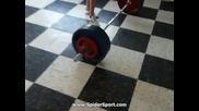 160 kg Deadlift 70 kg body weight