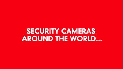 Coca Cola - Охранителни камери !